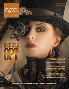 OPT Autumn 2016 issue cover