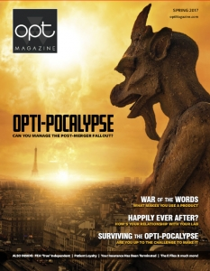 opt SPRING 2017 issue cover