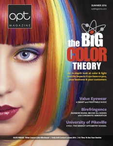 OPT Summer 2016 issue cover