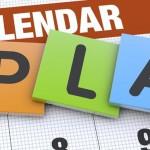 Planning Your Charitable Calendar