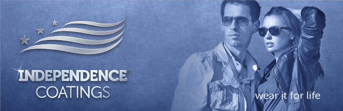 independence coatings logo and hero image