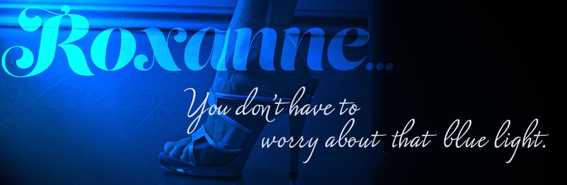 roxanne - blue light image