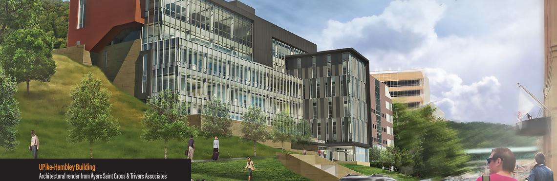 U-Pike- Kentucky College of Optometry campus rendering