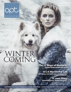 OPT Winter 2016 issue cover